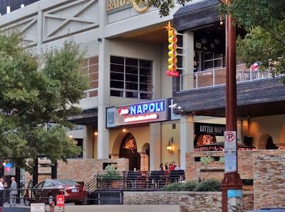 Italian Restaurant Theater District Houston