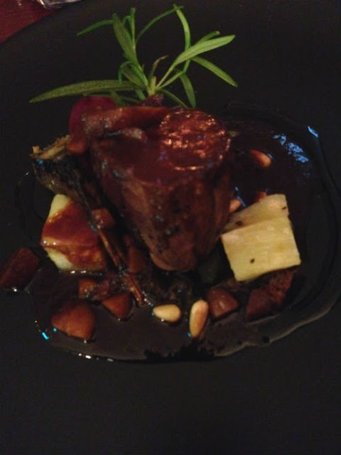 Chilean Food at ONA Supper Club