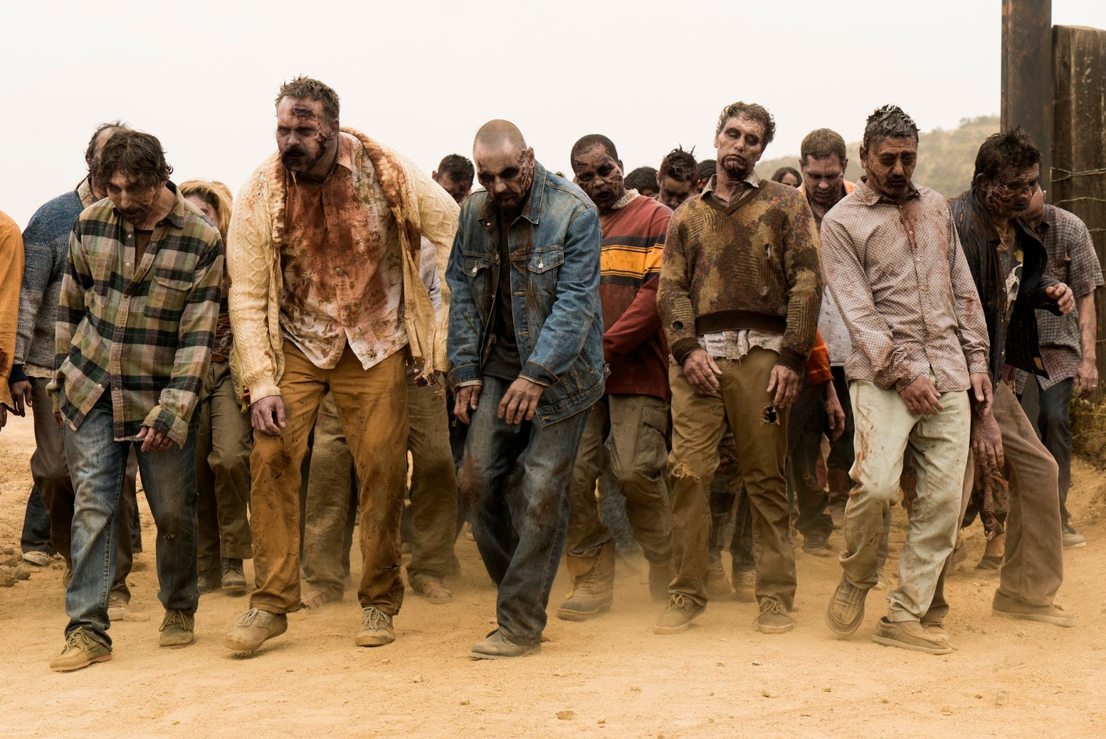 Fear Of The Walking Dead Deutsch