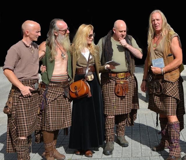Clanadonia, musique ecossaise, Ecosse, Glasgow, Tartan, Kilt, blog