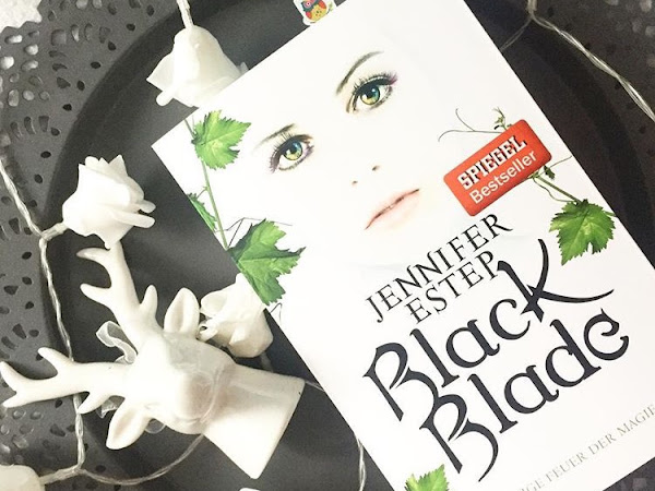 Black Blade - Das eisige Feuer der Magie von Jennifer Estep