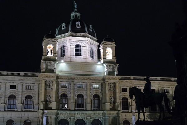 vienne nuit naturhistorisches museum