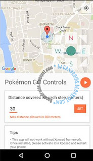 pokemon go control xposed installer