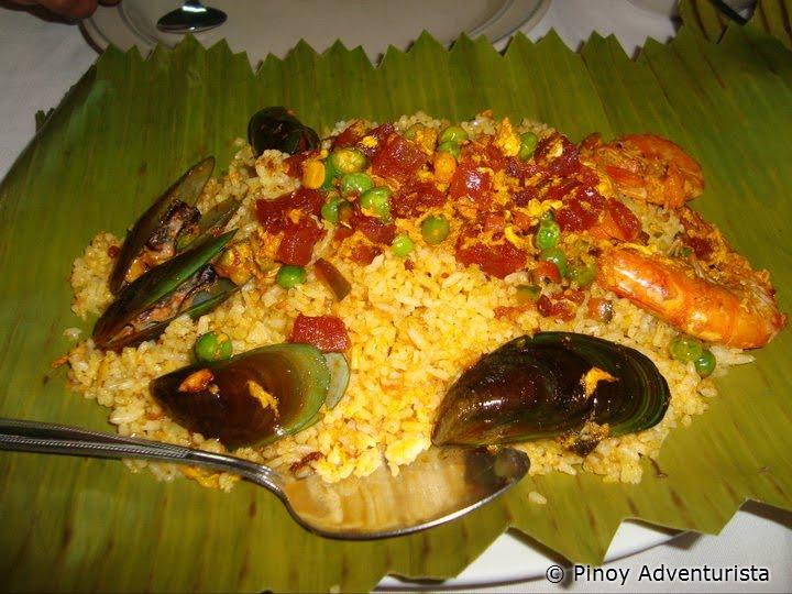 Balaw Balaw Specialty Restaurant Menu