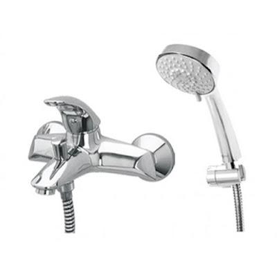Vòi sen tắm TOTO TX432SHV1BR/108ZR nóng lạnh, bát sen massage 3 chế độ