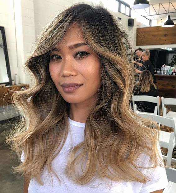 We are in the summer season so it is an excellent time to try a new and perfect hairstyle 23+ Cute Blonde Highlights Ideas that Are Great For Summer 2019