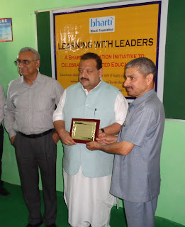 Bharti Foundation Launches 'Learning with Leaders' Series