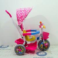 royal ry1082c baby tiger ic music sepeda roda tiga