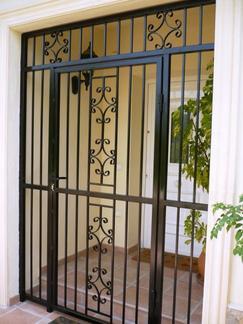 Mẫu khung song hoa sắt cửa sổ đẹp