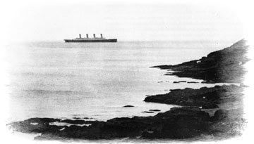 Passenger Ship RMS Titanic