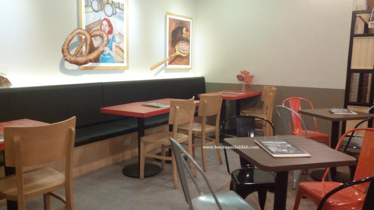 Cafe Pretz n' Beanz