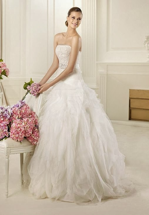 how to make a ball gown fuller