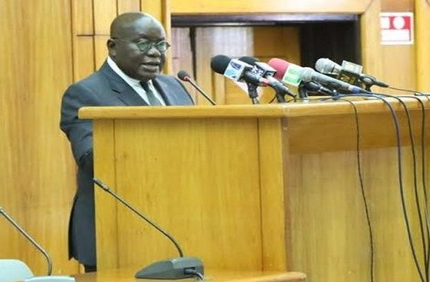 Akufo-Addo Outlines Policy Interventions For Job Creation