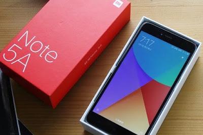 Ngintip!!  Xiaomi Note 5A Prime full spek GAHAR!! Harga Pelajar.
