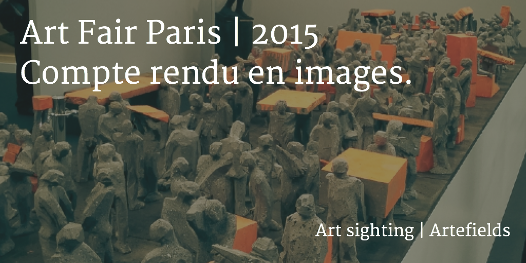 Art Fair Paris 2015