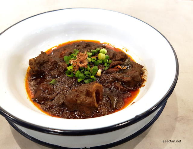 Nyonya Pork Ribs Curry - RM14.80