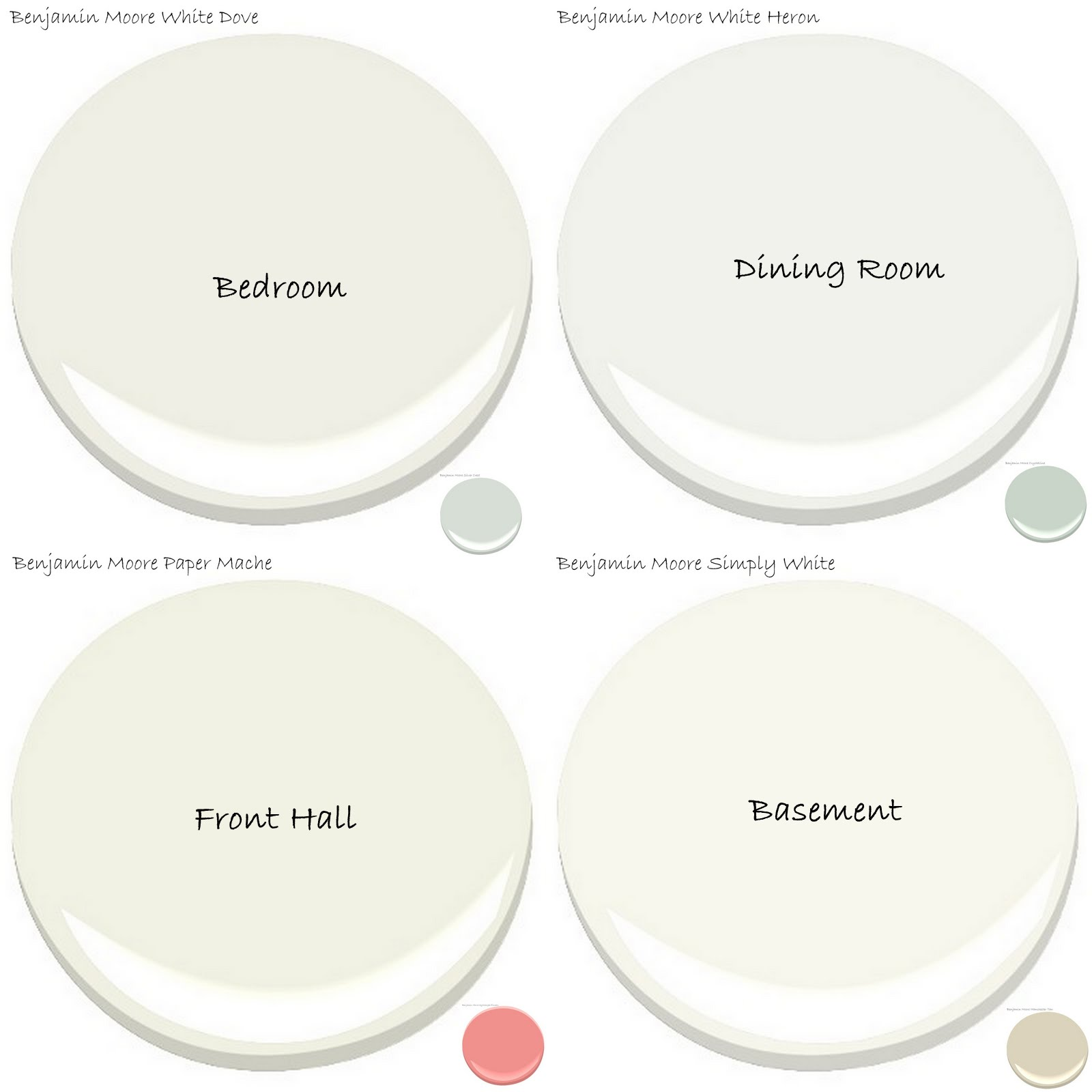 Home Decorators Review When The White Paint You Pick Isn T The Right White