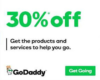 Get going with GoDaddy