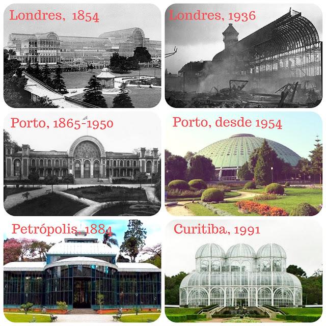 Palácios de Cristal