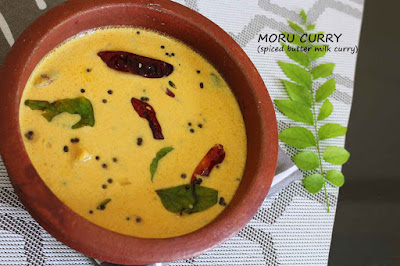 MORU CURRY MORU KACHIYATHU PULISSERY ONAM SADHYA RECIPES