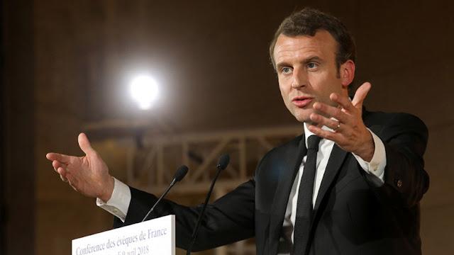 Macron: Francia anunciará sus posibles medidas en Siria en los próximos días