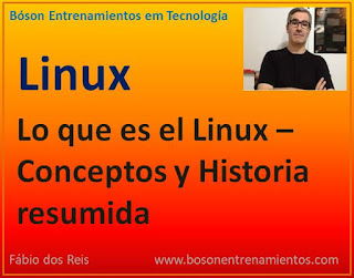 Lo que es Linux - Conceptos Y Historia Resumida
