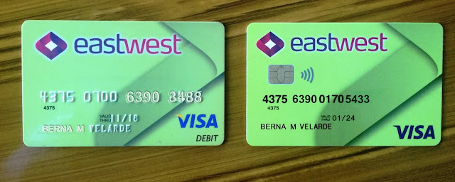 EastWest to deactivate non-EMV debit cards