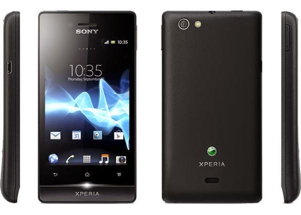 Kelebihan Dan Kekurangan Sony Xperia Miro ST23i