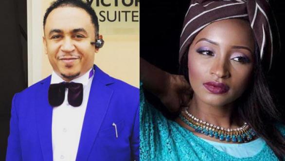 Freeze writes on suspended Hausa movie actress Rahama Sauda