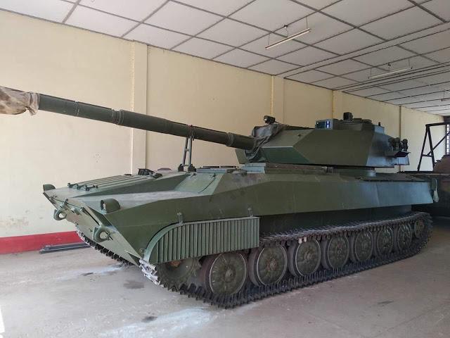 М'янма спільно з Україною збиратиме легкі танки