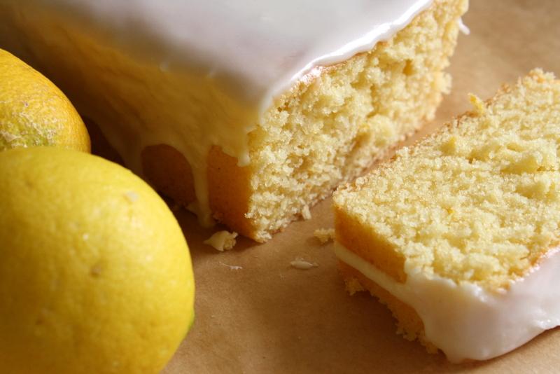 Starbucks Lemon Cake Icing