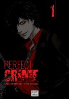 Arata Miyatsuki, Critique Manga, Delcourt / Tonkam, Manga, Perfect Crime, Seinen, Yûya Kanzaki,
