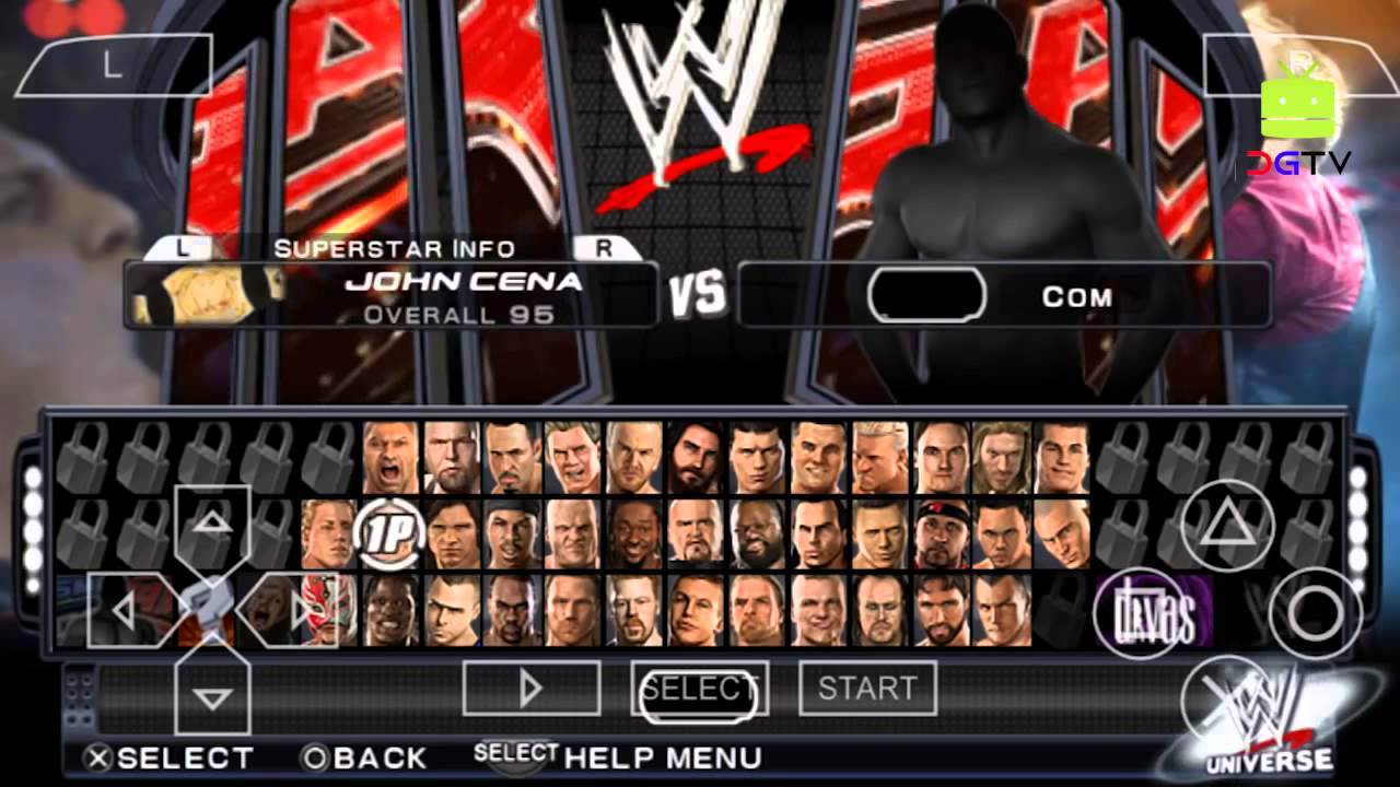 wwe smackdown vs raw ps2 iso highly compressed