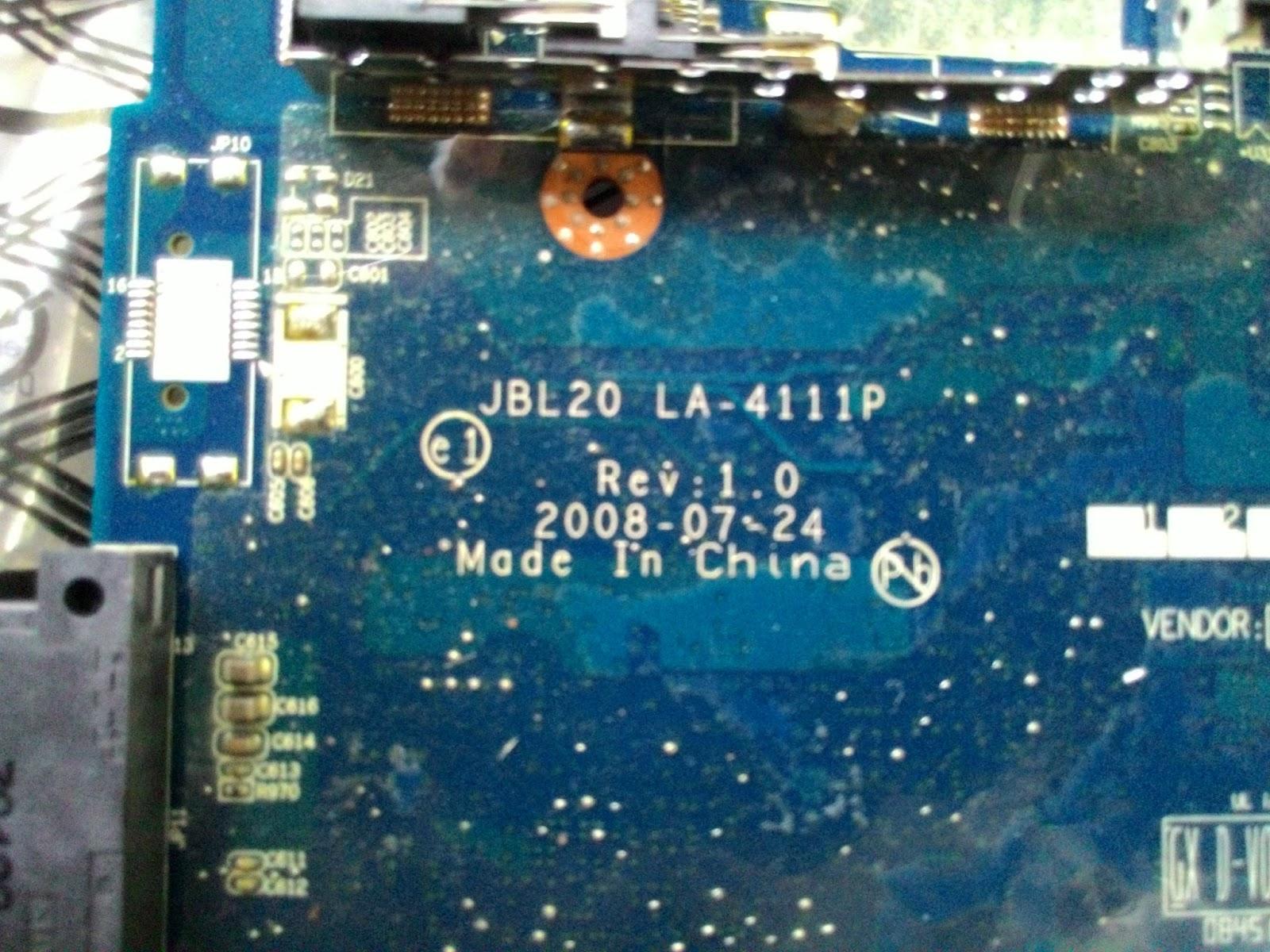Compaq Presario CQ40 notebook cpu cooling fan + heatsink (Intel