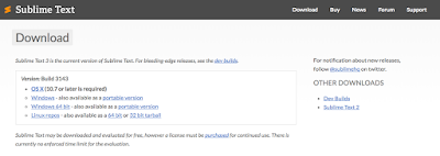Hướng Dẫn Cài Đặt Sublime Text 3 Trên Windows, macOS và Ubuntu