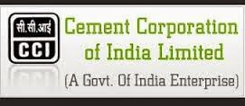 Cement Corporation of India Ltd Recruitment 2017 AGM, Sr Manager, Manager, Engineer, AO – 16 Posts