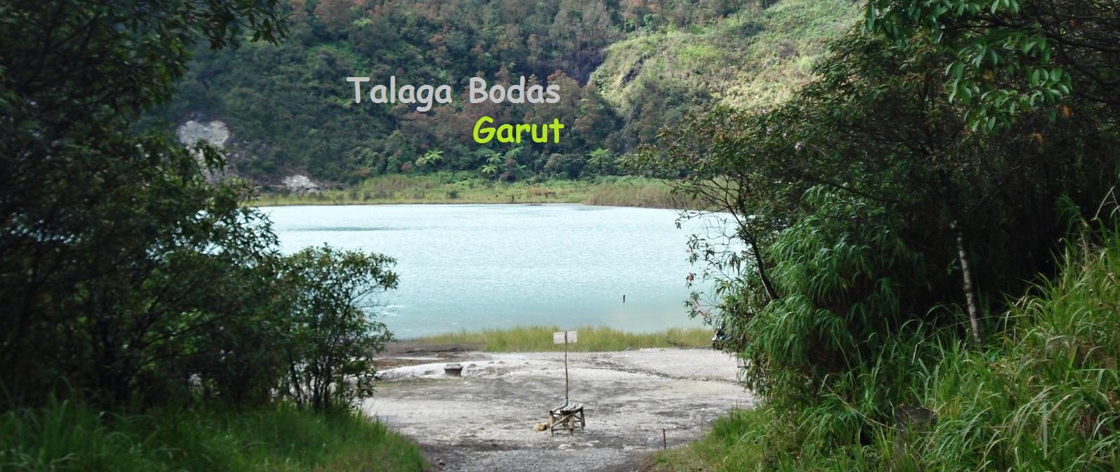 Rute Menuju Wisata Talaga Bodas Garut Jawa Barat Oh Gunung
