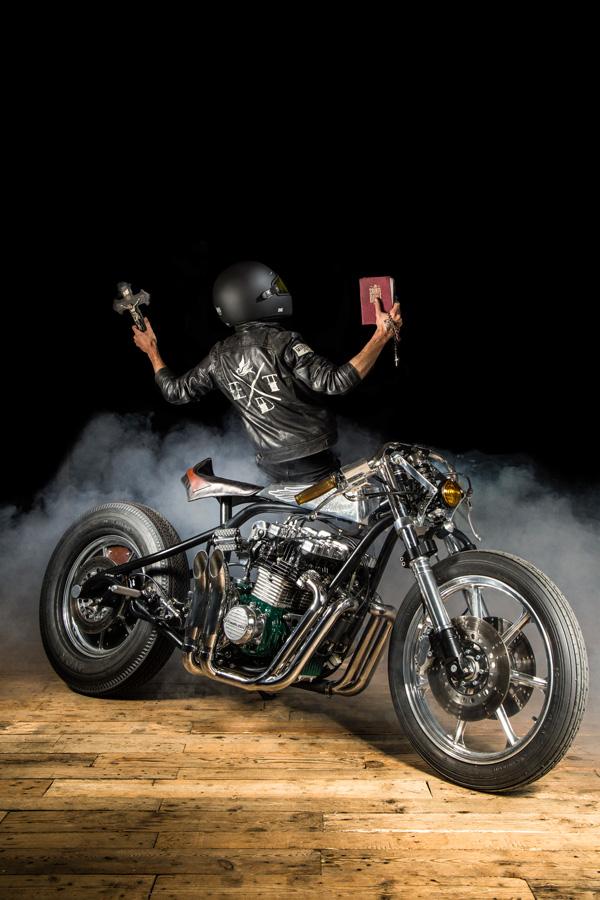 Ed Turner Motorcycles - Ezekiel 21