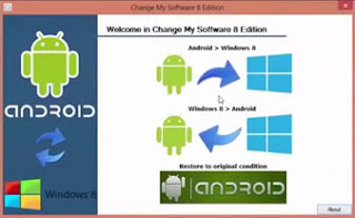 Change My Software 8 Edition