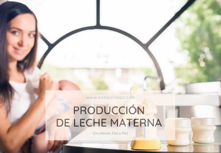 Producción de Leche materna