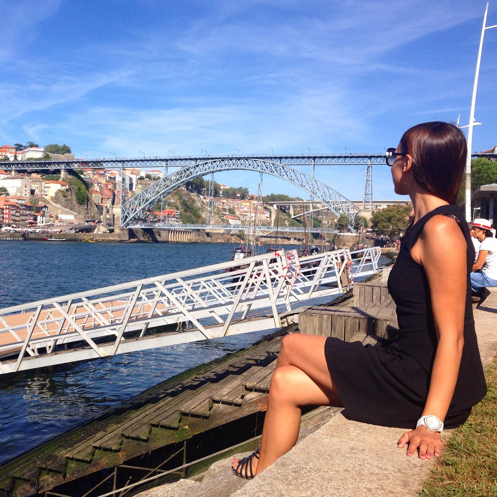 Porto Cais de Gaia Portugal