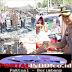 Wujud Peduli Kapolres Gowa Terhadap Warga Yang Tertimpa Musibah Kebakaran
