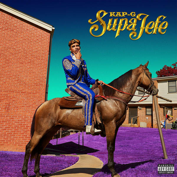 Kap G - I See You (feat. Chris Brown) - Single Cover