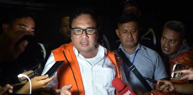 Basuki Hariman Resmi Jadi Penghuni Lapas Tangerang