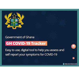 Government of Ghana launches new COVID-19 tracker app
