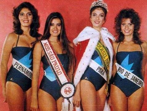 Conheça Celice Marques, a única paraense eleita Miss Brasil