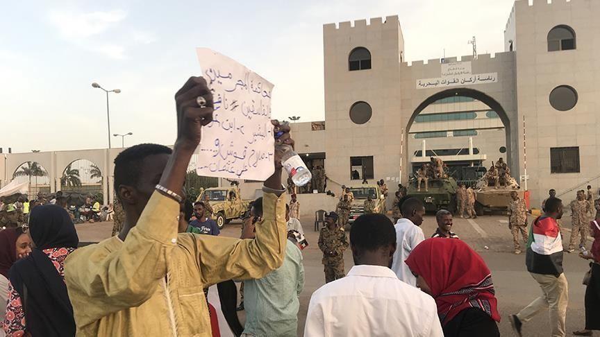 السودان.. المجلس العسكري يعين واليًا للخرطوم الفريق الركن مرتضى عبد الله وراق