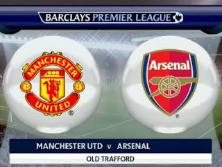 Manchester United vs Arsenal: Rivalitas Mourinho-Wenger plus Wasit Kontroversial