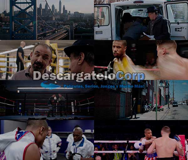 Creed Corazon de Campeon DVDRip Latino