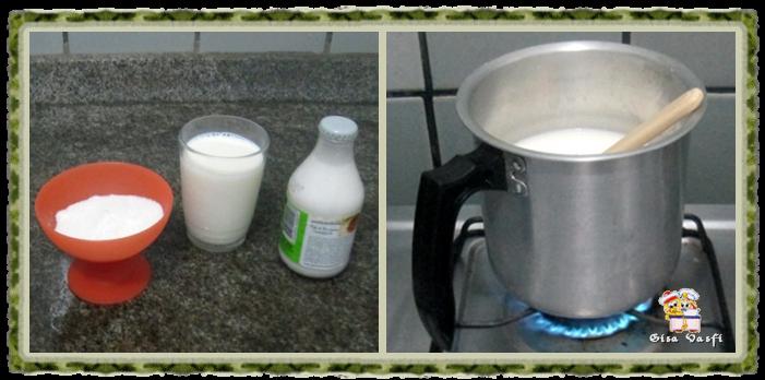 Cuscuz de leite ou de milho 8